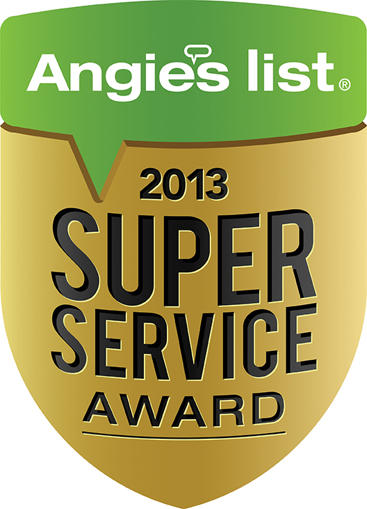 Super Service Award 2013