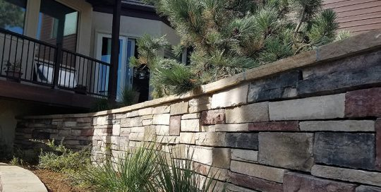 Landscape Wall Denver